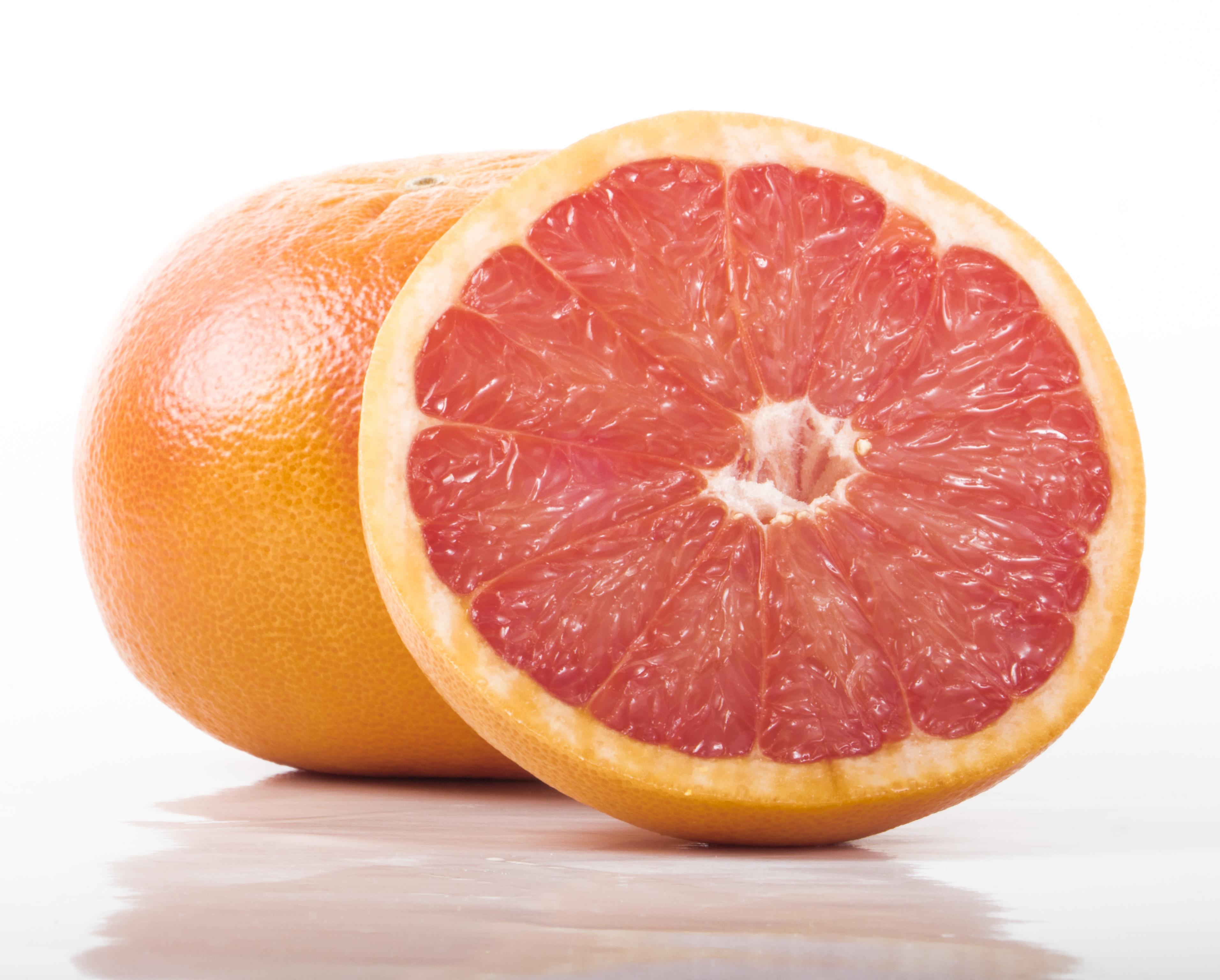 Juicing Pink Grapefruit