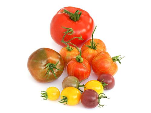 Heritage Vine Tomatoes