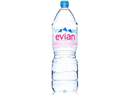 Evian Still Natural Water 8 x 1.5ltr