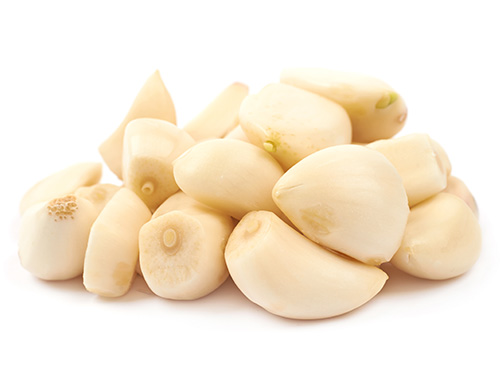 Prepared Peeled Garlic