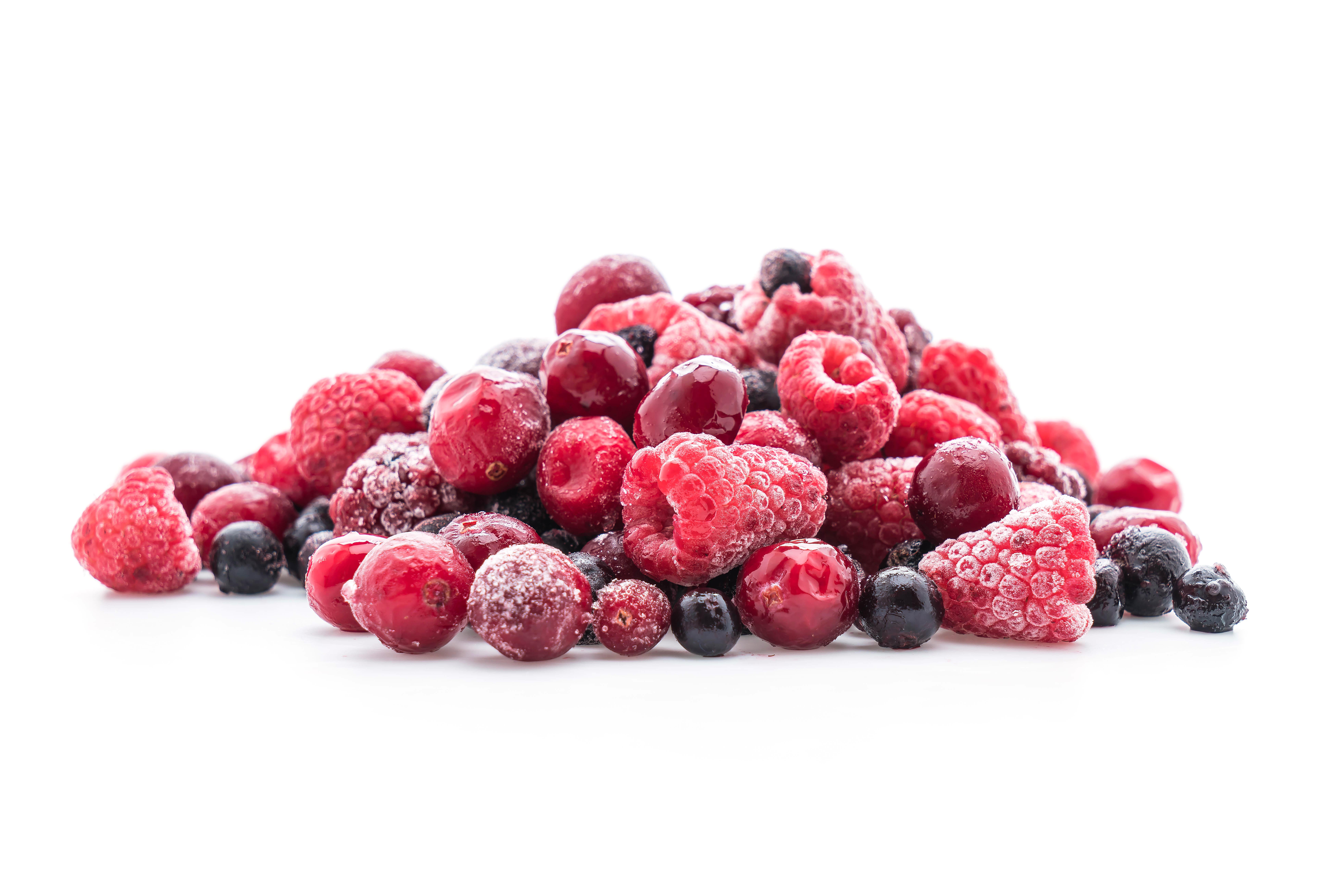 Frozen Summer Fruit