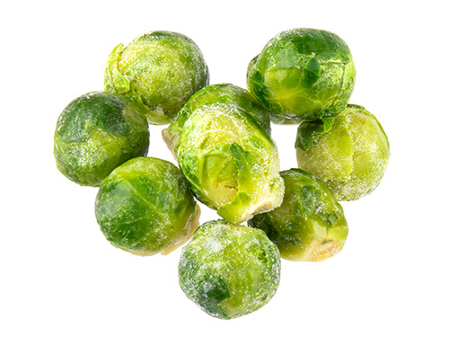 Frozen Brussell Sprouts