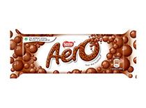 Aero Bubbles Chocolate Bar