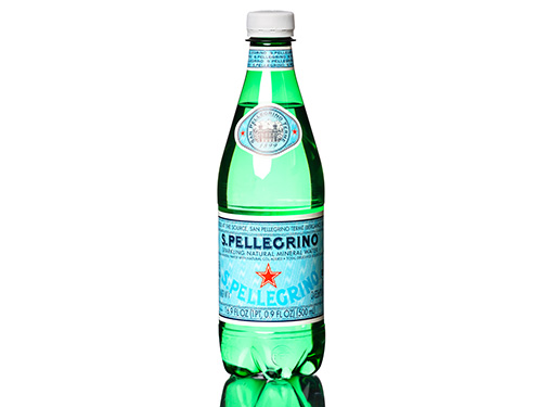 San Pellegrino Natural Sparkling Water