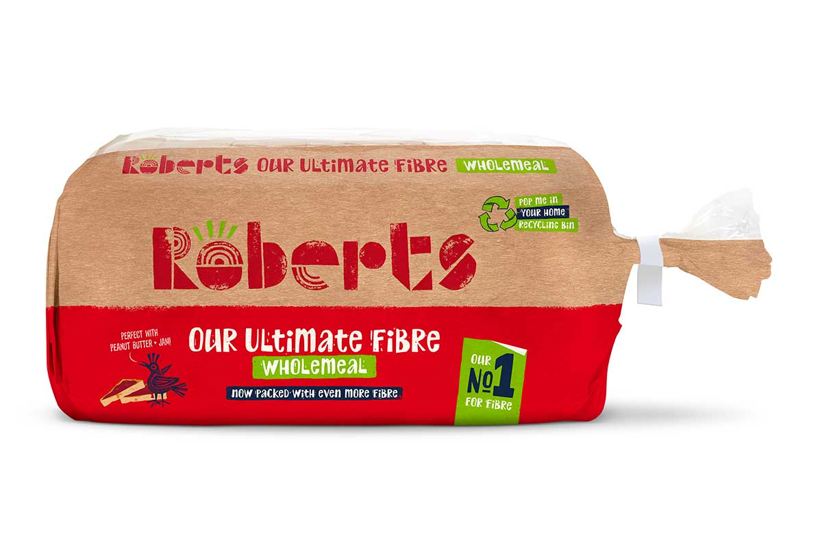 Roberts Thick Wholemeal