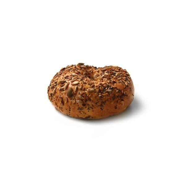 Mini Multiseed Bagel (50g)