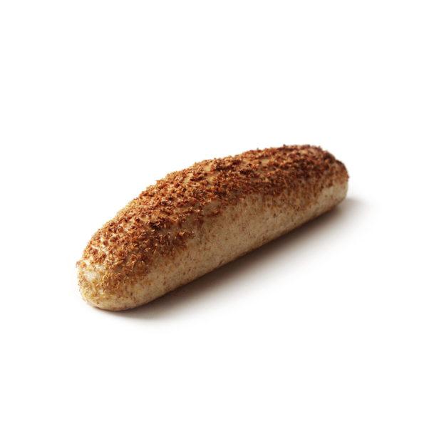 Wholemeal & Wheatgerm Half Baguette