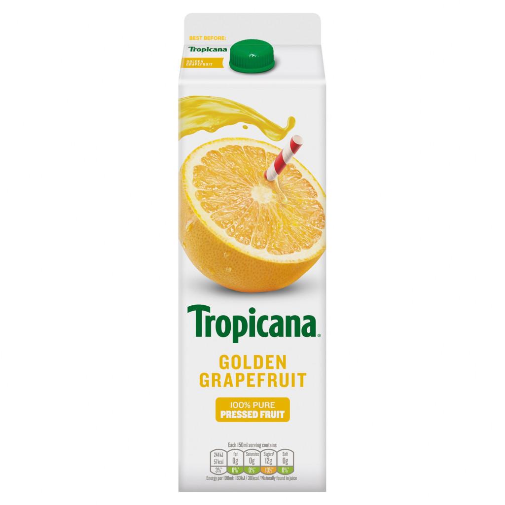 Tropicana Grapefruit Juice