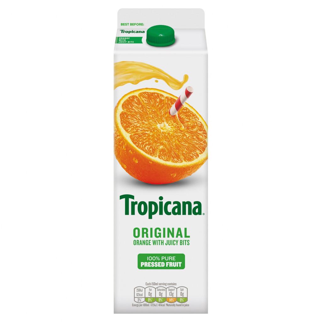 Tropicana Original Orange Juice