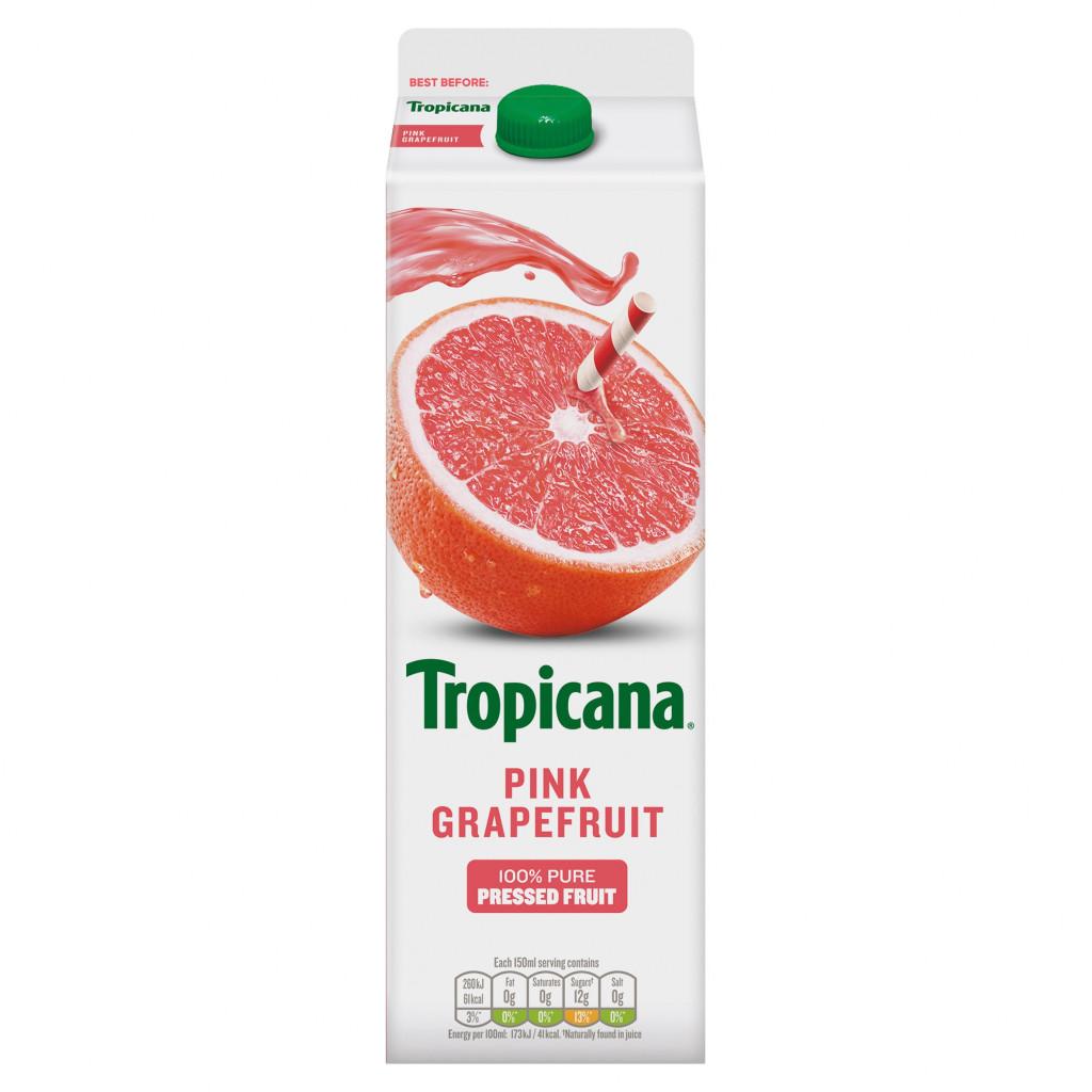 Tropicana Pink Grapefruit Juice
