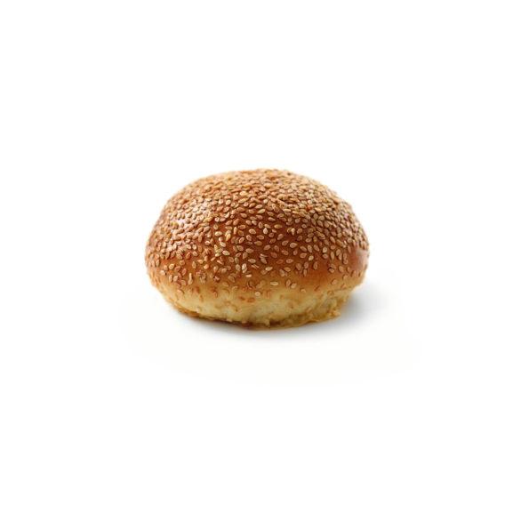 Brioche Bun with Sesame Seeds (40g)