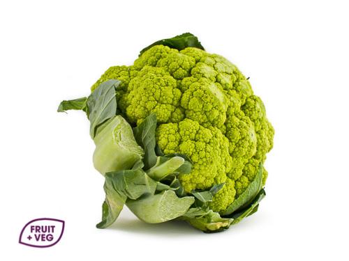Green Cauliflowers