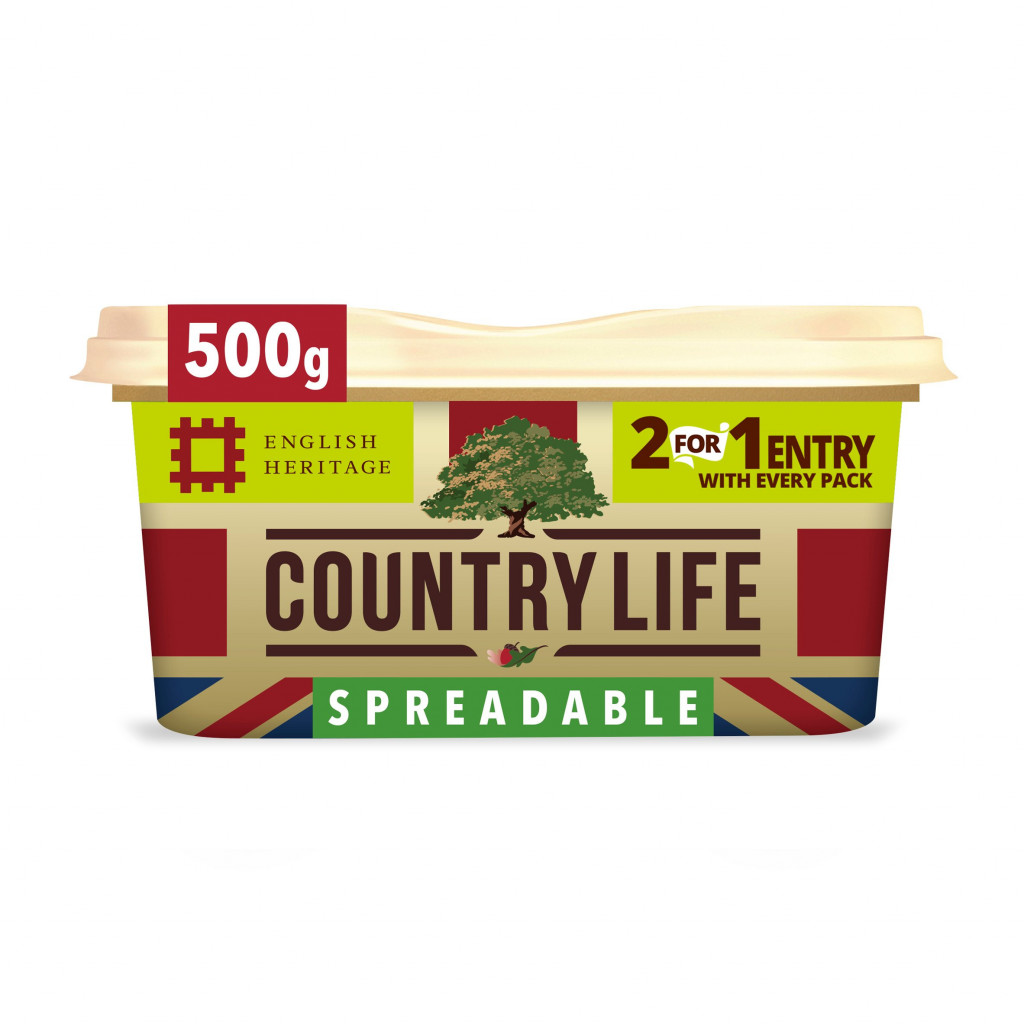 Country Life Butter Spreadable