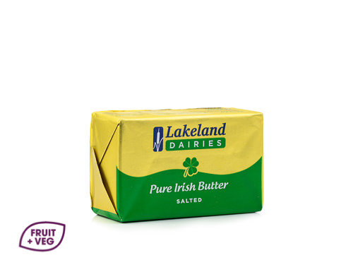 Salted Dairy Butter