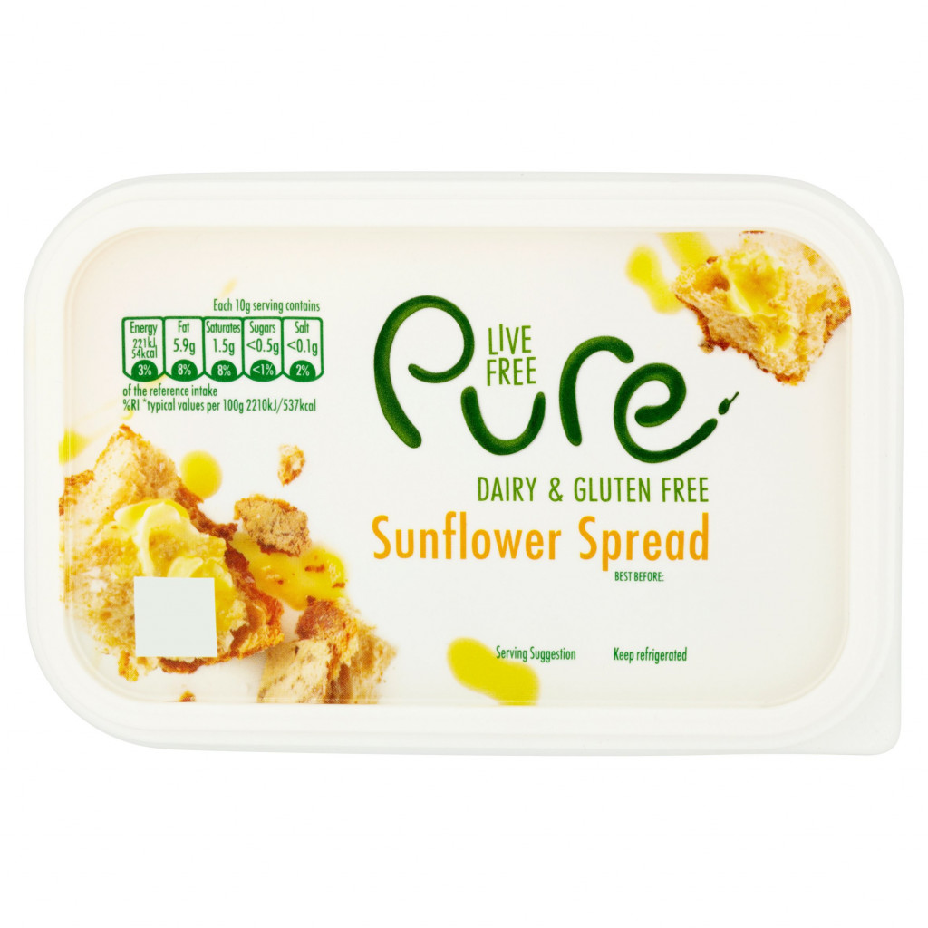 Sunflower Spread Dairy Free