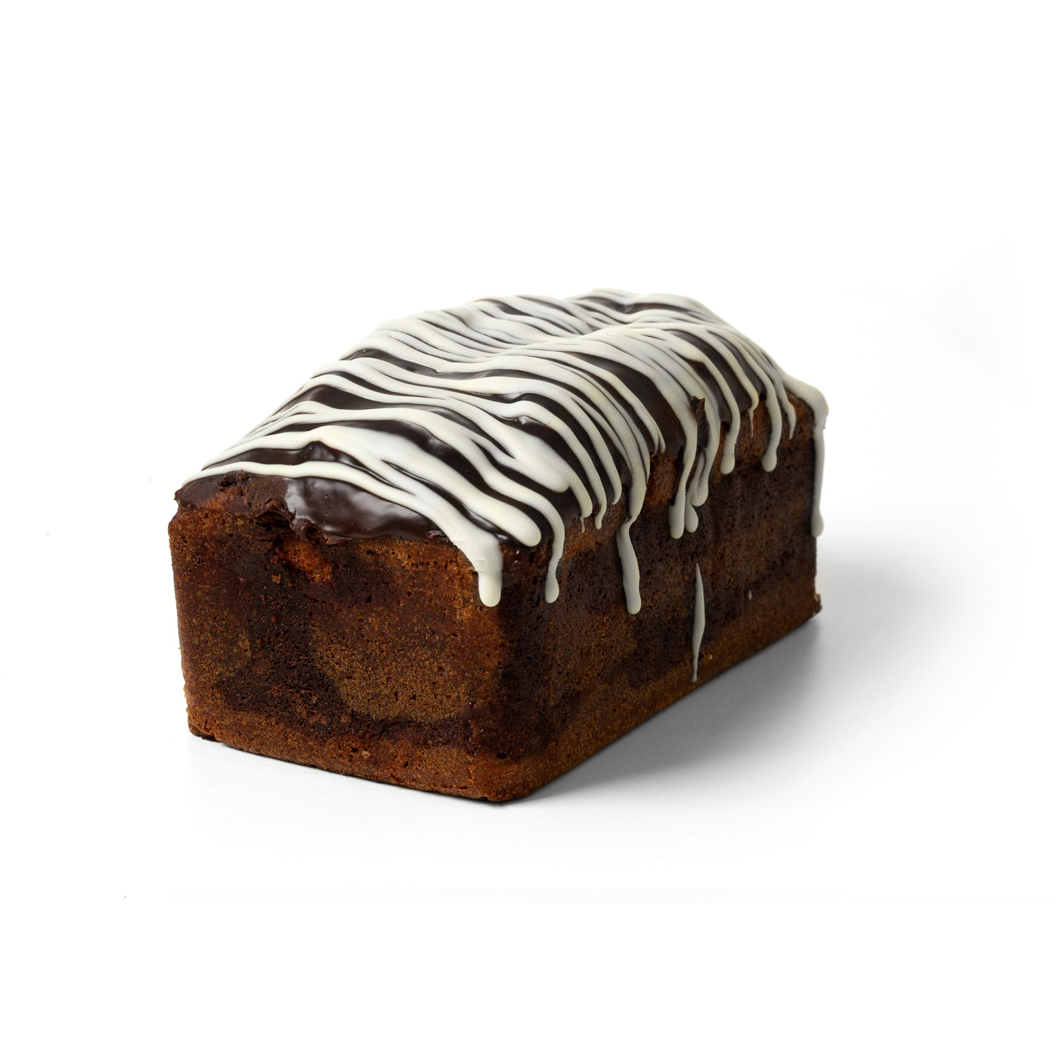 Chocolate Marble Loaf