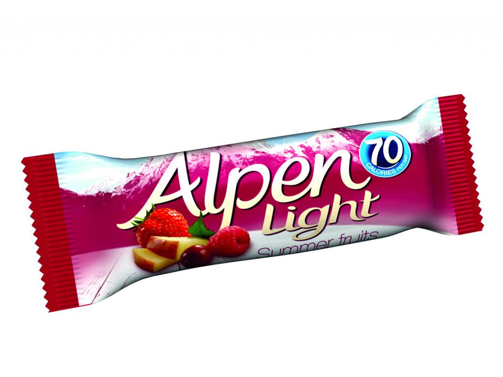 Alpen Light Summer Fruits Bar