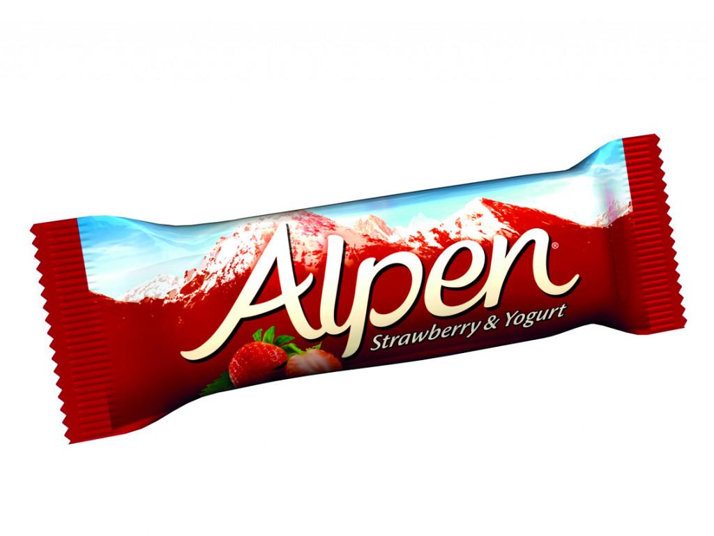 Alpen Strawberry & Yoghurt Bar