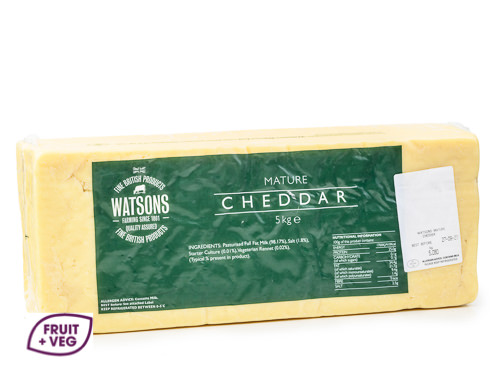 Cheddar Cheese Mature