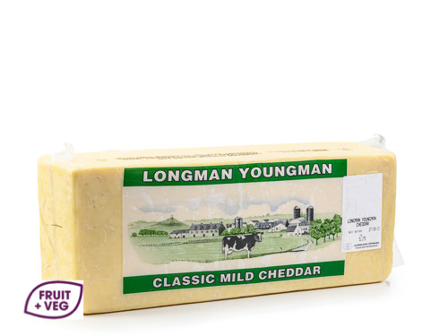 Cheddar Cheese Mild