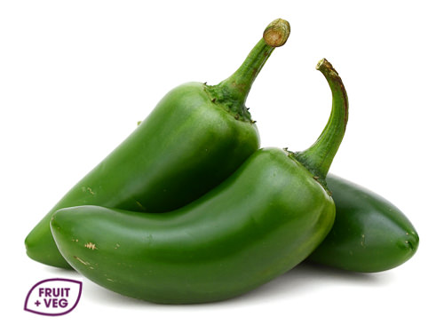 Green Jalapeno Chilli