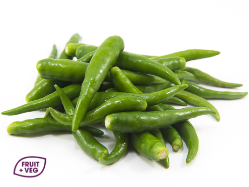 Green Thai Chilli