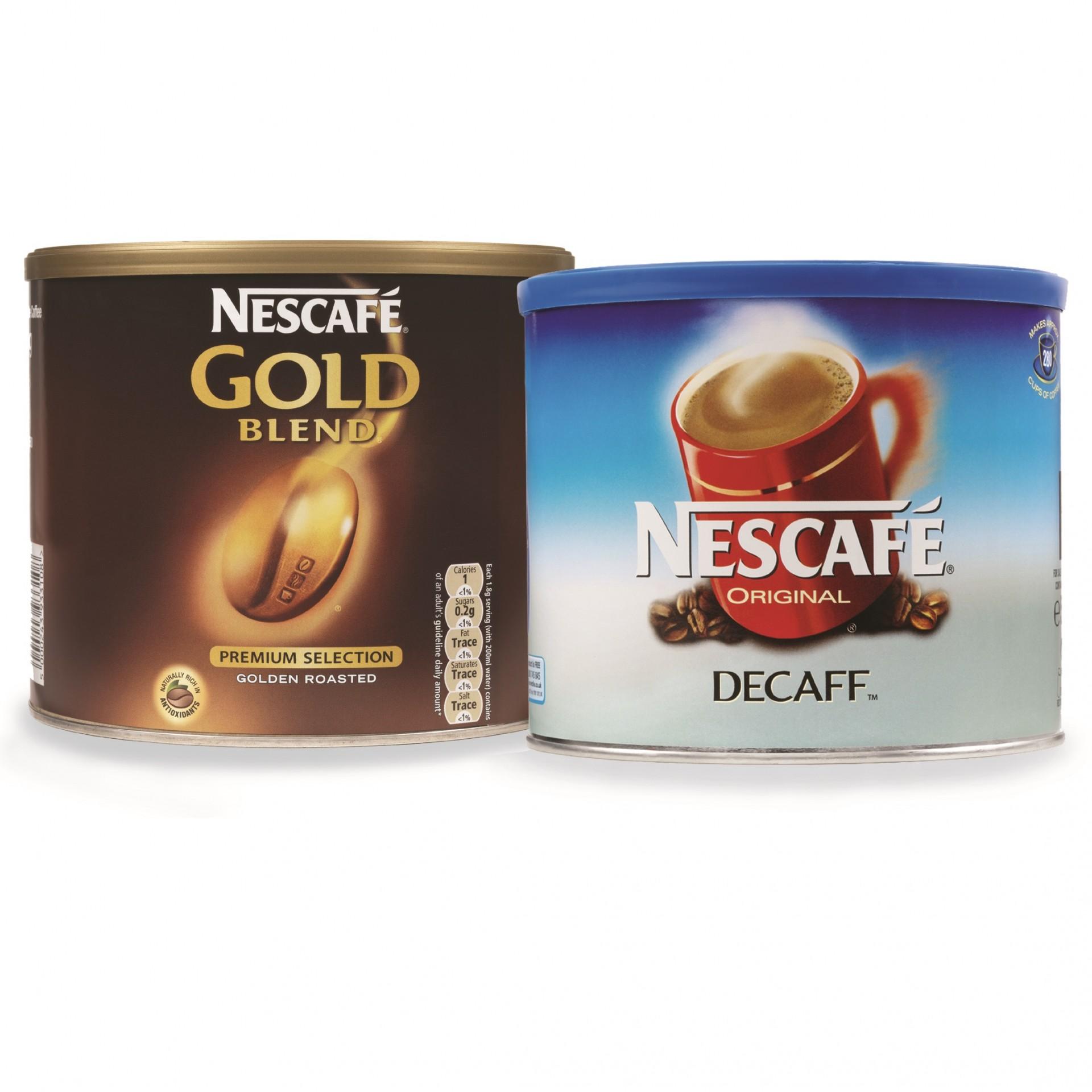 Nescafè Original Decaffeinated Coffee Granules