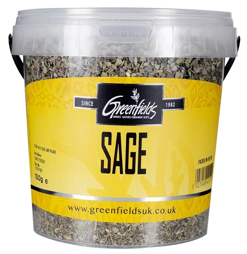 Dried Sage