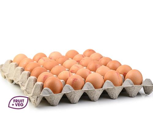 Free Range Eggs 15 Dozen