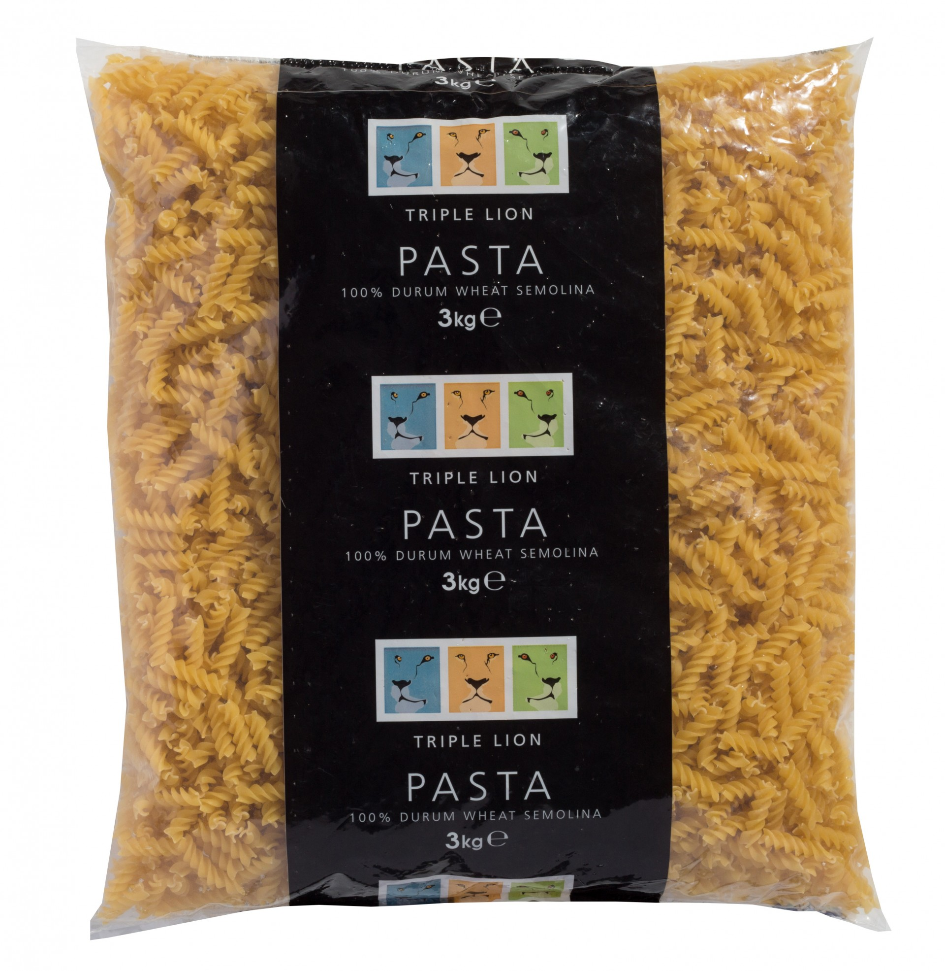 Pasta Twists (Fusilli)