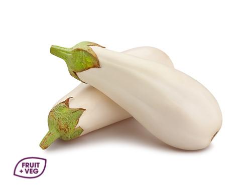 Aubergines White