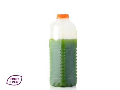 Fresh Green Pepper Juice