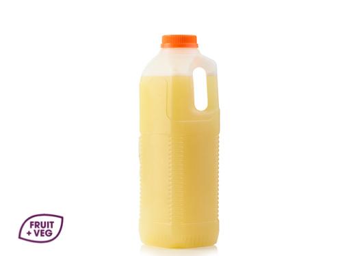 Fresh Galia Melon Juice