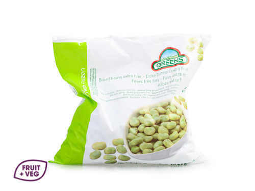 Frozen Broad Beans