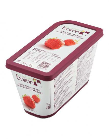 Frozen Mara De Bois Strawberry Puree