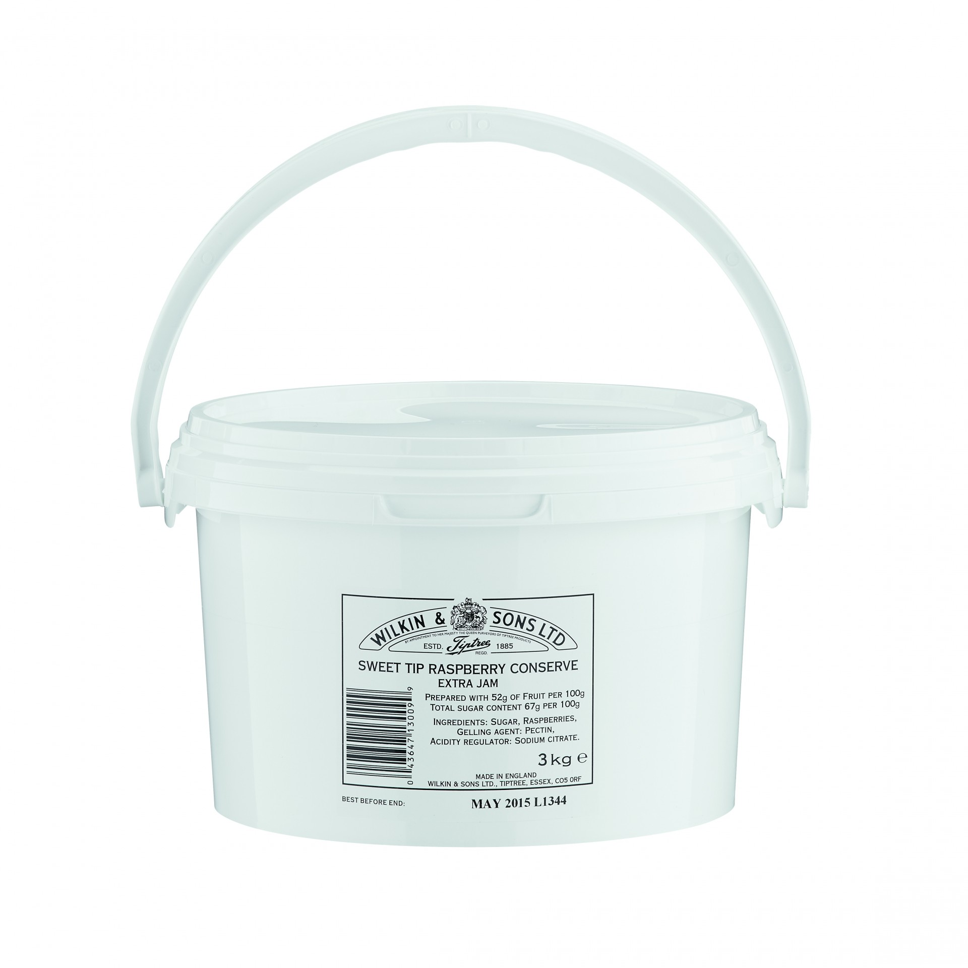 Tiptree Raspberry Preserve 3kg