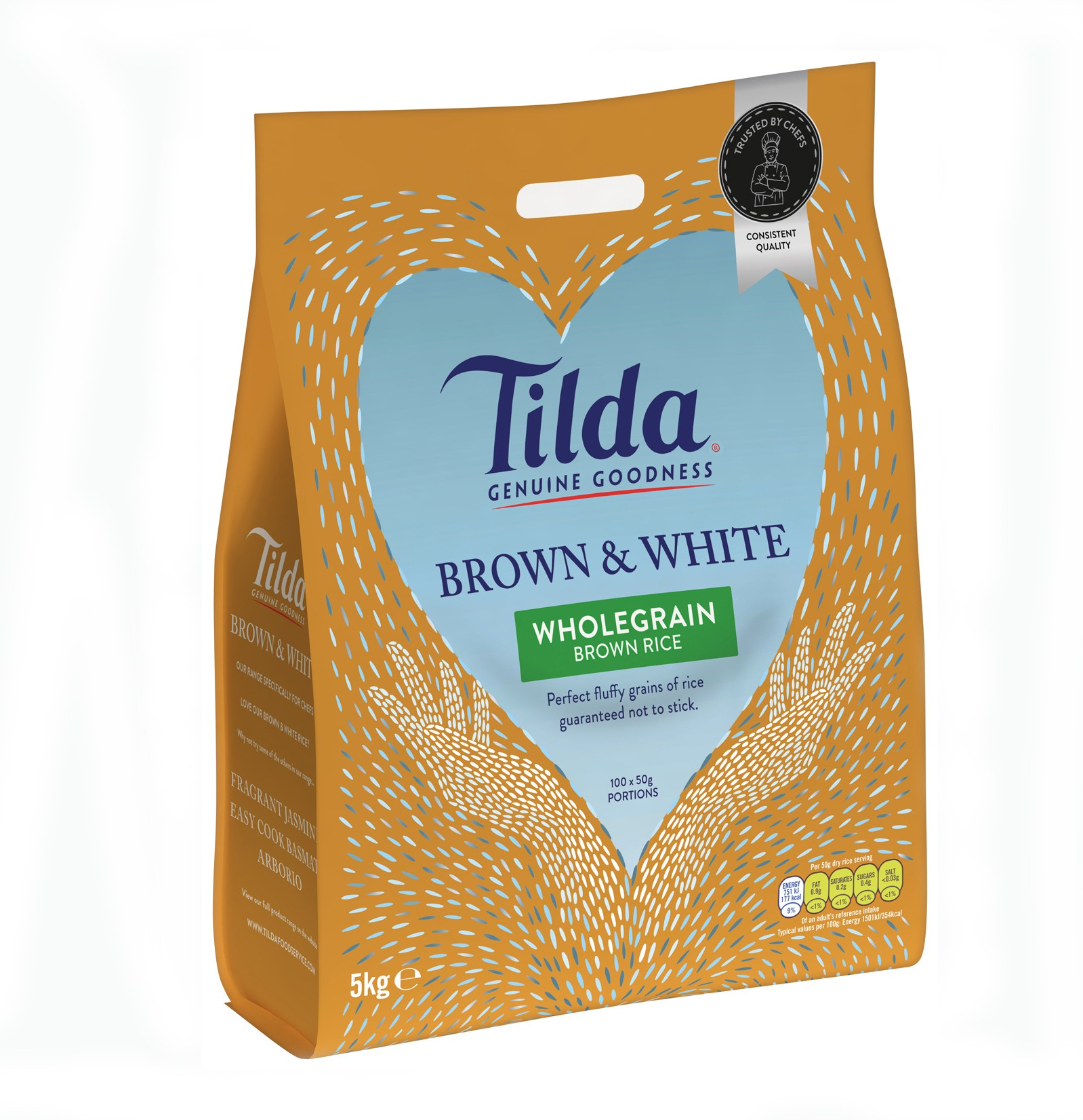 Tilda Brown & White Rice