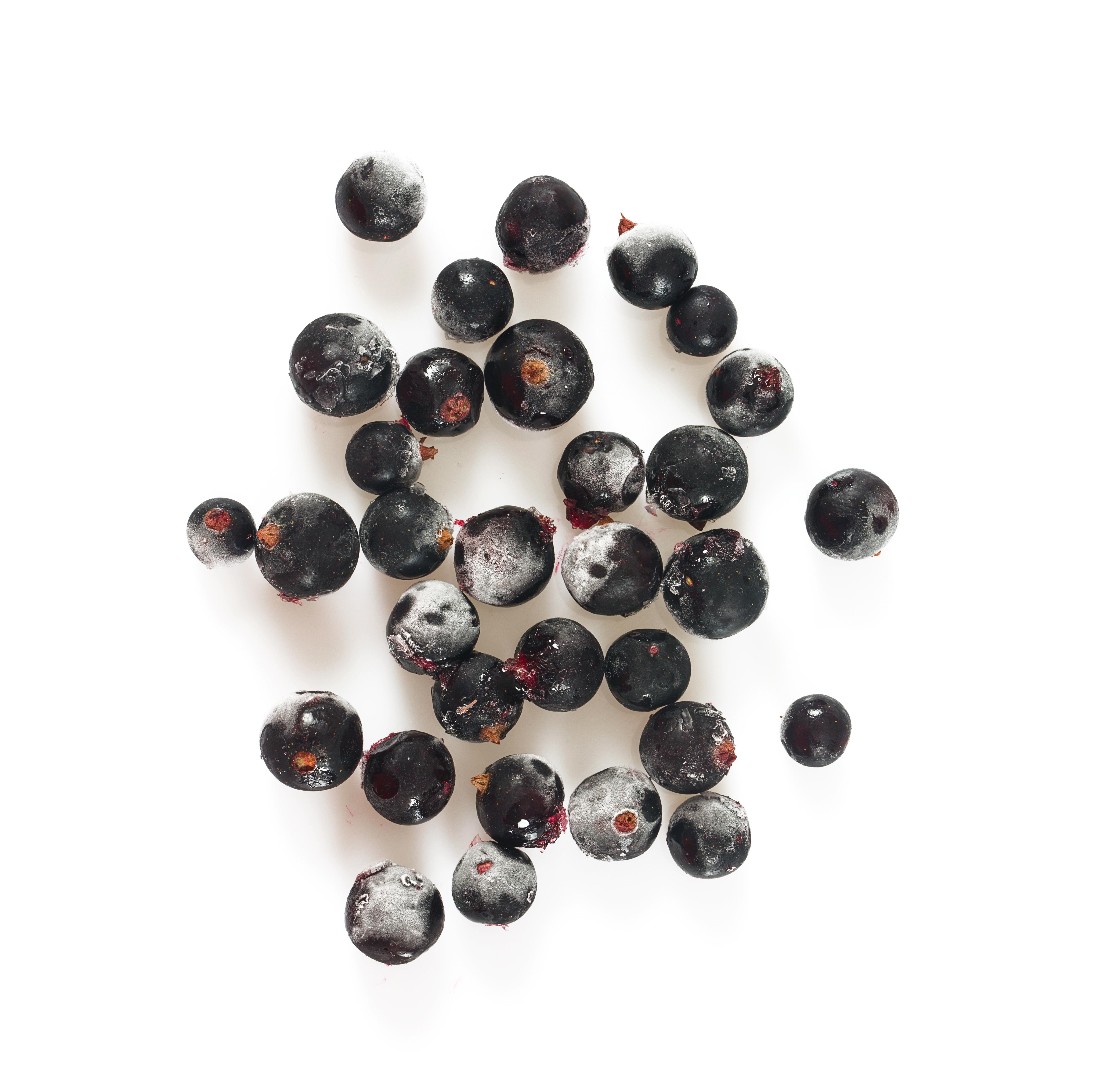 Frozen Blackcurrants