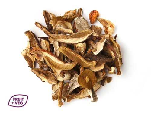 Dried Wild Mushrooms