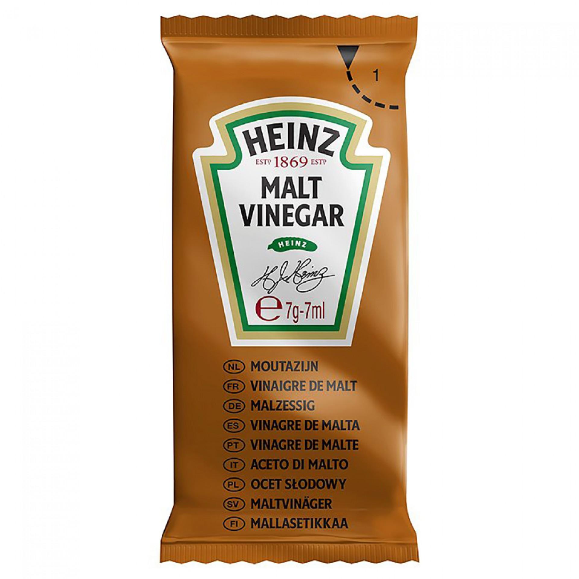 Heinz Malt Vinegar (Sachets)