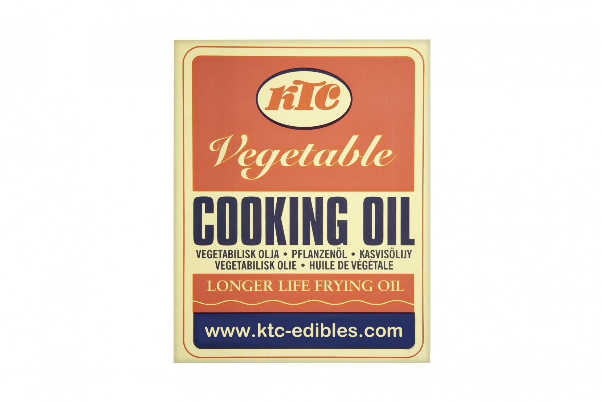KTC Extended Long Life Vegetable Oil
