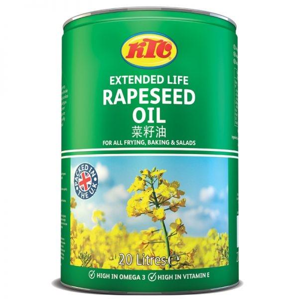 KTC Rapeseed Oil