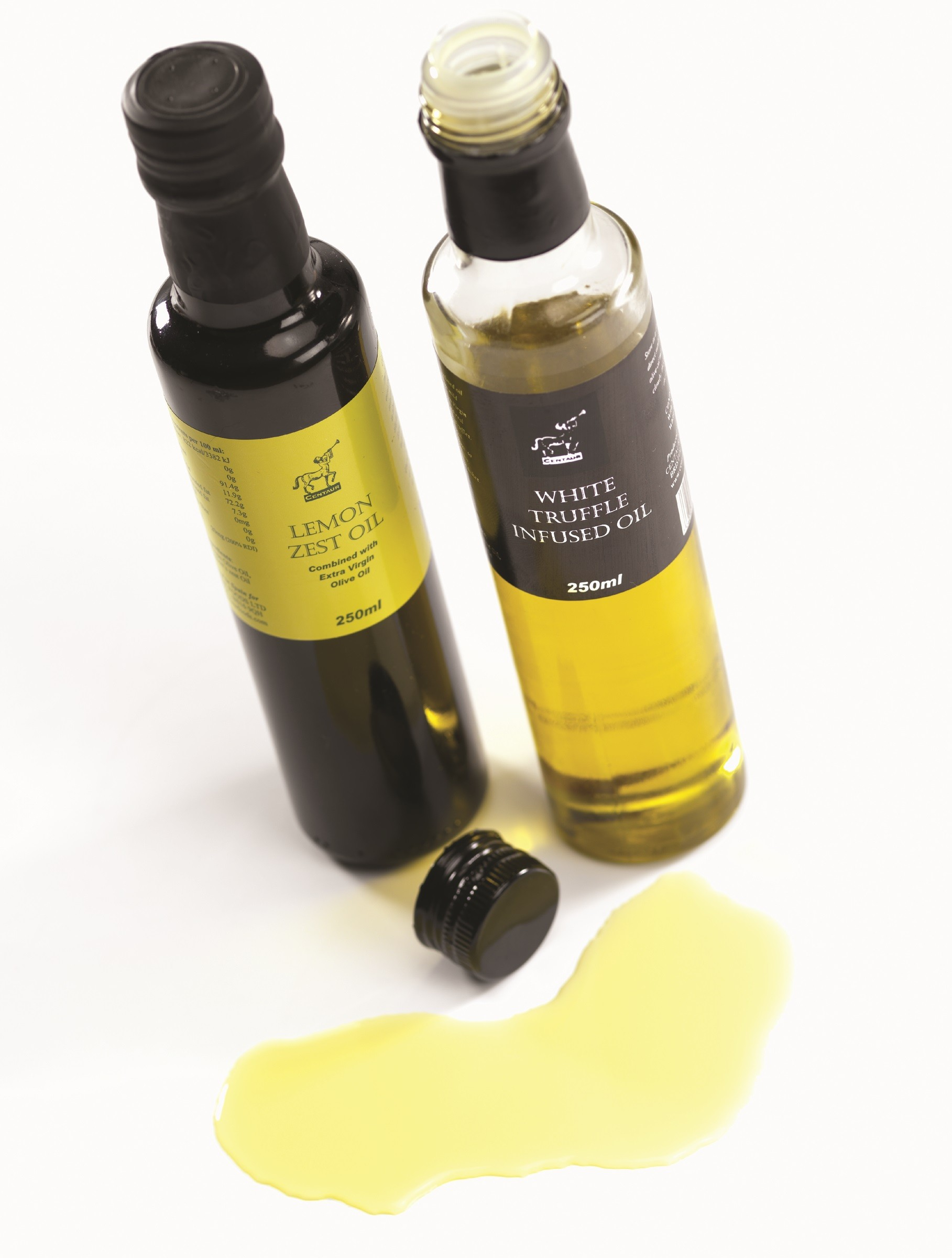 White Truffle Infused Oil