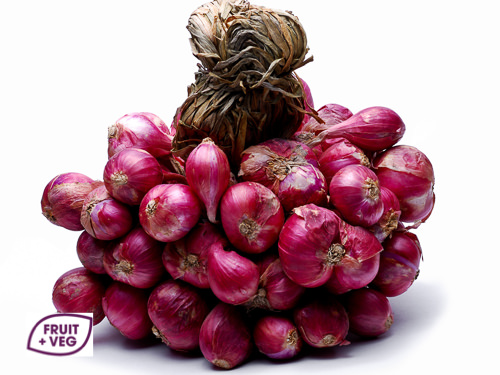 Bunched Shallots