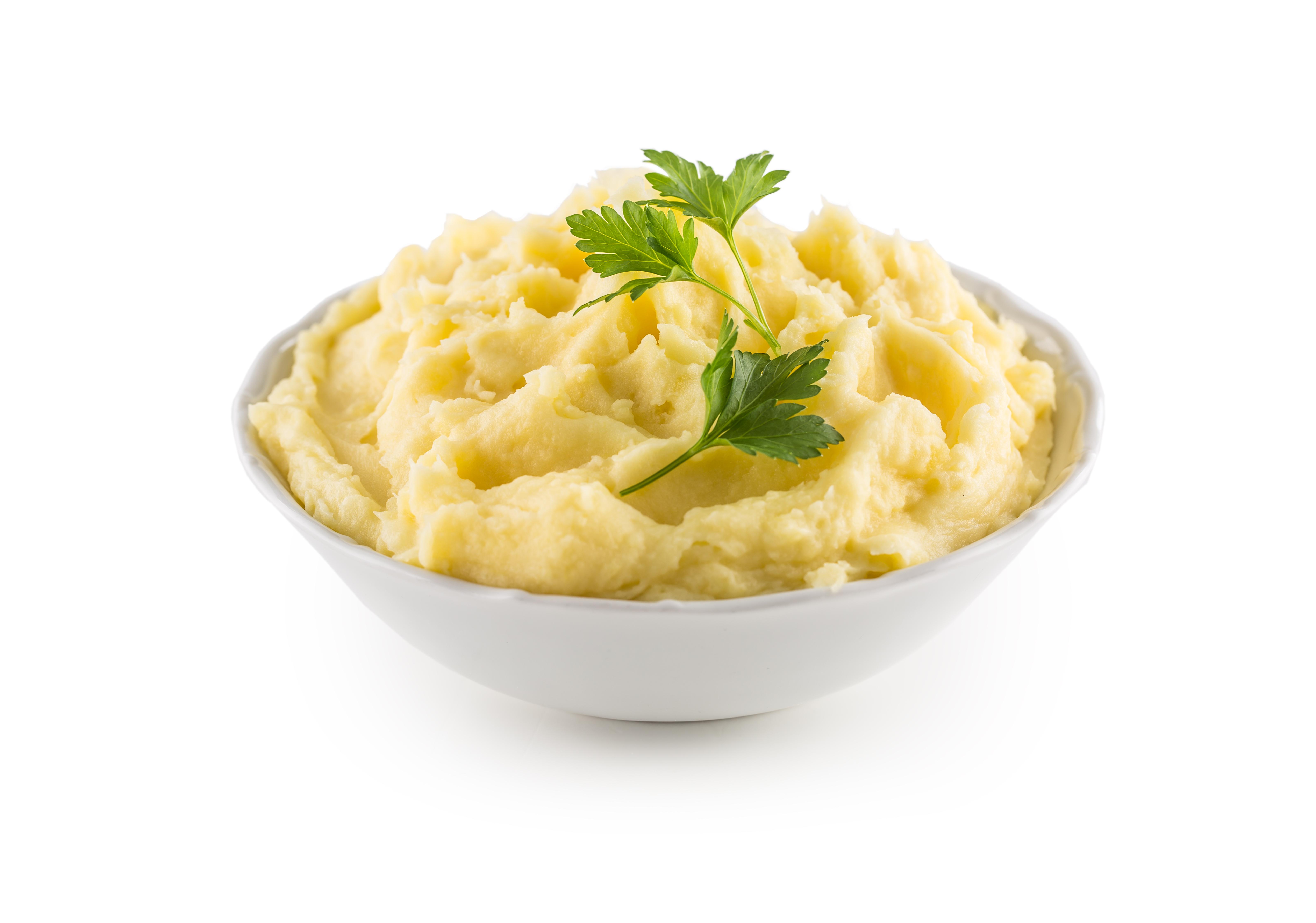 Prepared Mashed Potato