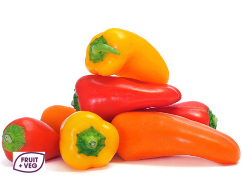 Mixed Sweet Bite Peppers