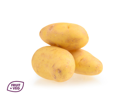 French Mid Potatoes