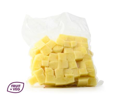 Prepared Parmentier Potatoes