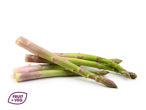 Prepared Asparagus Washed