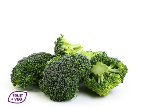 Prepared Broccoli Florets